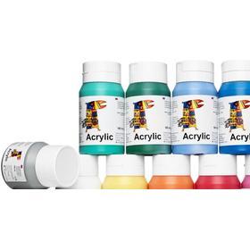 [NORDIC Brands] Akrylfärg 500 ml svart